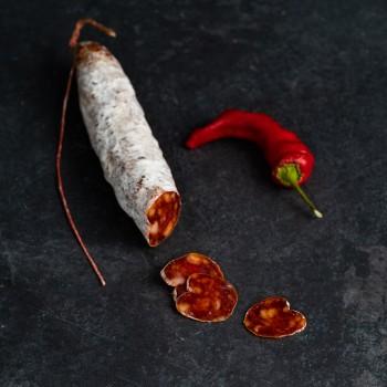 Mini saucisson aux Piments