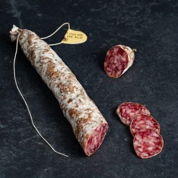 Saucisse droite de l'Ardèche IGP