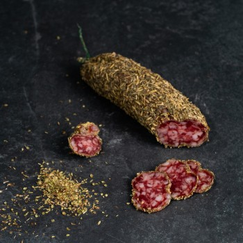 Saucisson sec aux Herbes de Provence