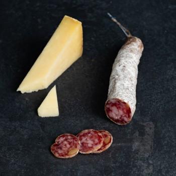 Mini saucisson au Cantal