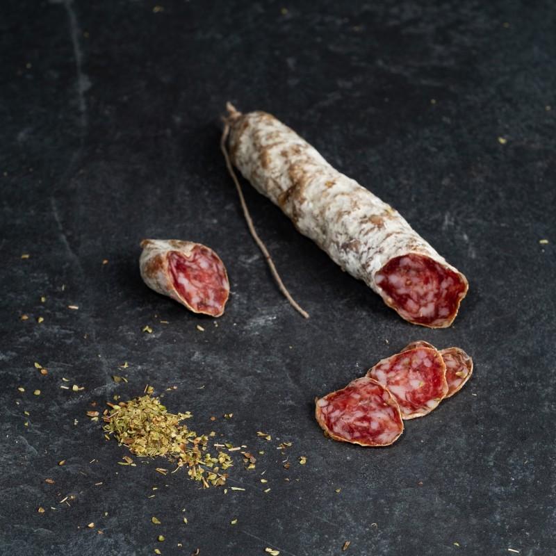 Mini saucisson aux Herbes de Provence